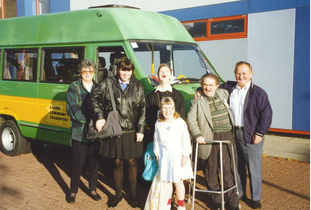 ECT has been delivering community transport in Ealing for 40 years