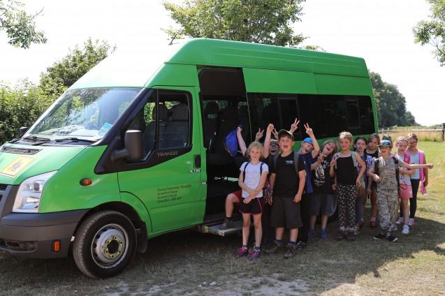 Minibus Drivers in Dorset image