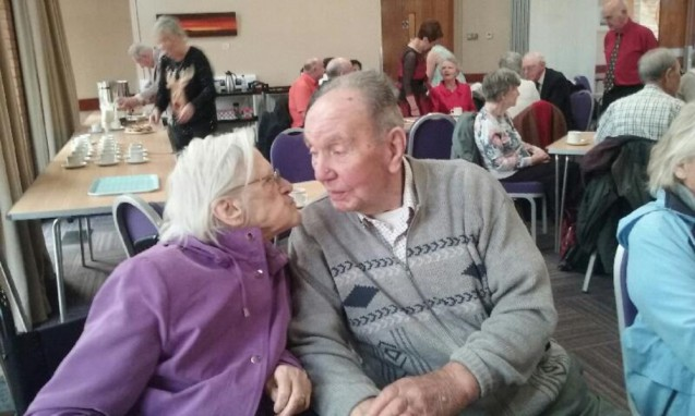 Now Thornton House residents can go to the ball! image