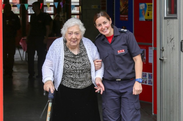 "Journey Makers: ""We combined forces to tackle loneliness at Christmas"" image"