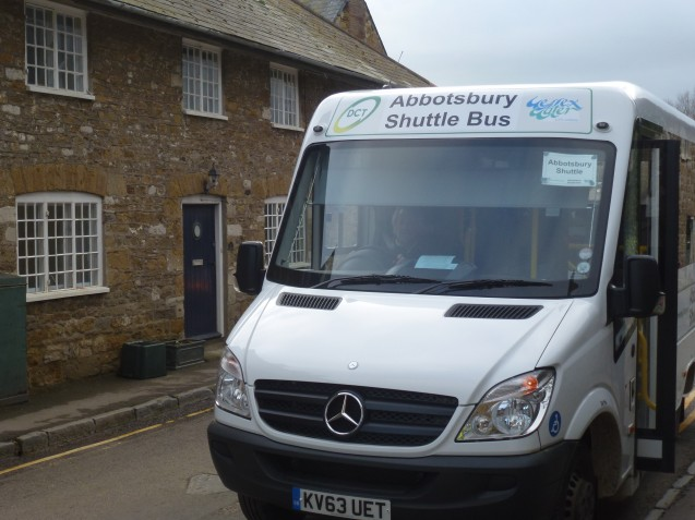 ​Abbotsbury shuttle bus services championed as huge success image
