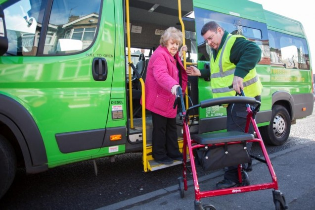 ECT launches community healthcare transport service with local CCG image