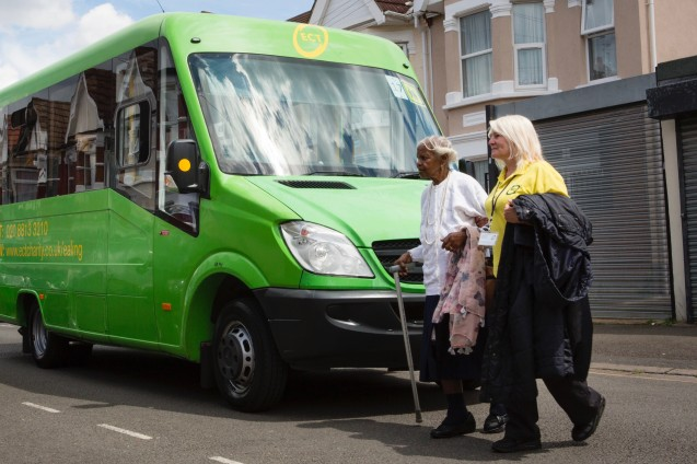 Community Transport for Individuals image