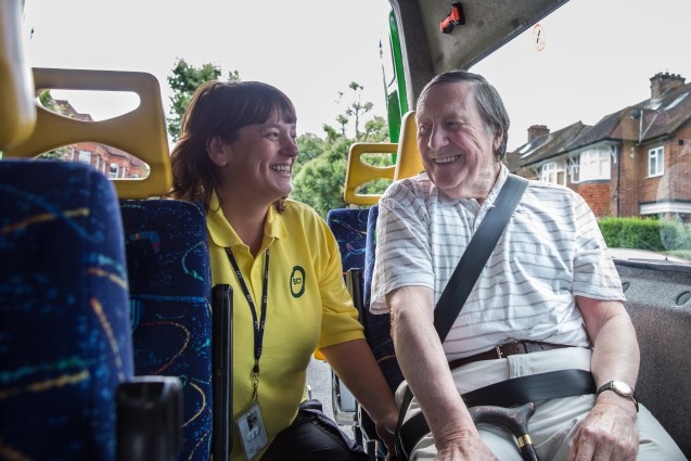 ECT launches Transport Fund to help community groups improve social opportunities image