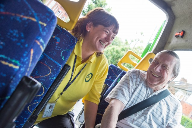 Ealing Community Transport wins national social enterprise competition image