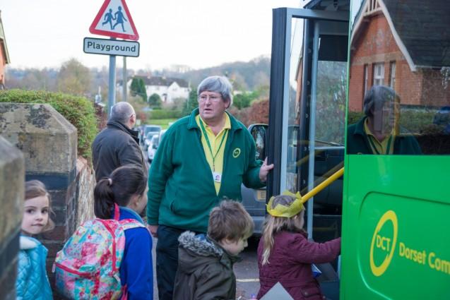 School Minibus Drivers in Dorset image