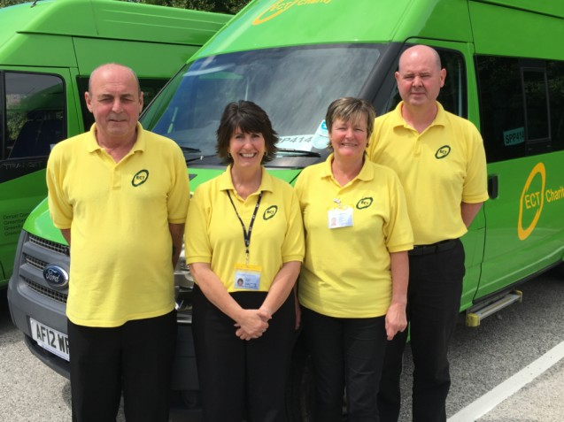 Relief staff in Cornwall image