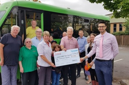 Bags of help for Dorset Community Transport image