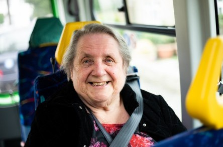PlusBus for Health boosts care and combats loneliness for the most isolated people in Ealing image