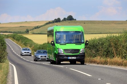 Dorset Community Transport is shortlisted for national  Community Transport Award image