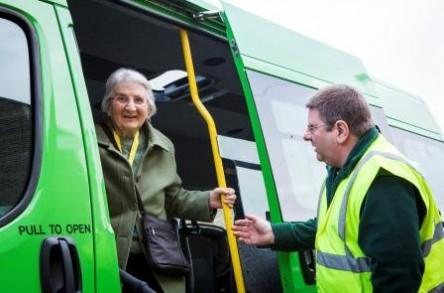 Minibus Drivers in Ealing image