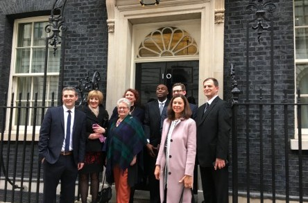 Number 10 event puts the spotlight on community transport image