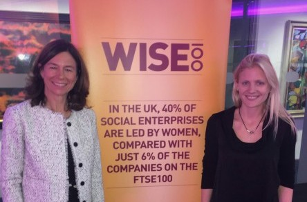 ECT Charity celebrates WISE100 success image
