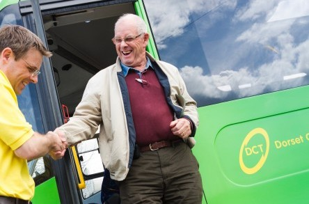 Little Green Bus brings back 'lifeline' Service 88 for Wimborne image