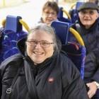 Bus pass holders travel for free on Dorset Community Transport's PlusBus image