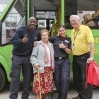 Firefighters battle isolation with cups of tea – thanks to ECT Transport Fund image
