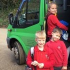 Journey Makers: School's in for out-of-catchment kids in one isolated Dorset village! image