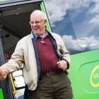 'Little green bus' provides lifeline for rural communities following £500k transport cuts image
