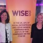 ECT Charity celebrates WISE100 success image