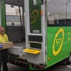 From ferrying people to PPE: ECT in Cheshire makes vital equipment deliveries to care homes image