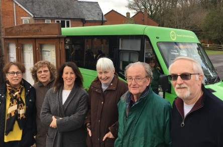 Journey Makers: Local councillors team together to combat isolation in Dorset image