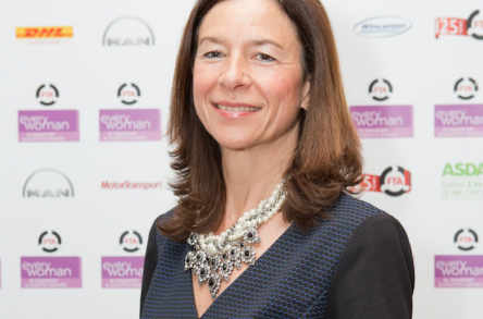 CEO Anna Whitty wins Transport & Logistics Awards Director of the Year image