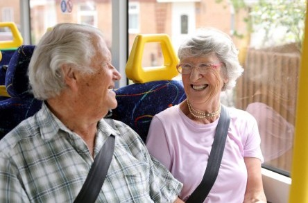 Five reasons why community transport mattered to our passengers this summer image