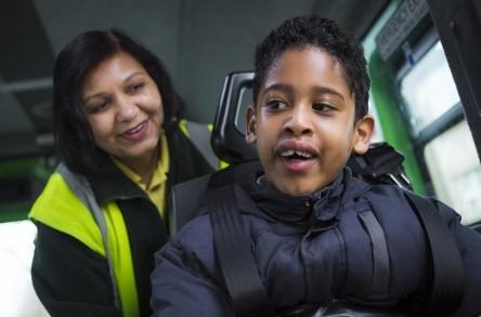 Passenger Assistants in Ealing image