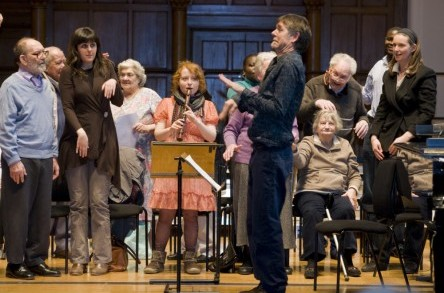 Journey Makers: How ECT in Cheshire brought music and memories to people living with dementia image
