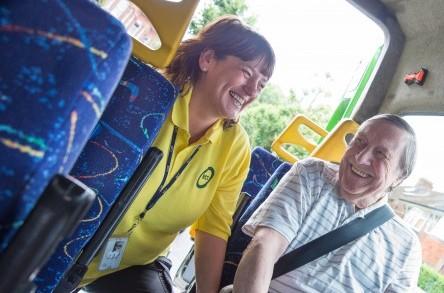 Ealing Community Transport wins national social enterprise competition image