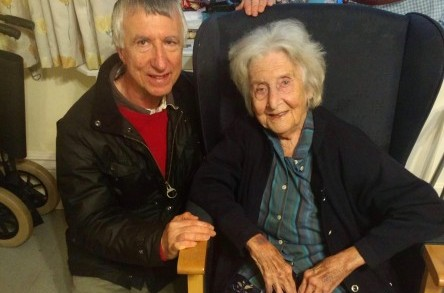 "Journey Makers: ""Without DCT, I'm not sure how my mother-in-law would have travelled from hospital to her care home"" image"