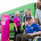 ECT Charity makes record 19,000 spectator trips for Summer of World Athletics in London image