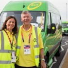 My passion for what we do, my pride in my team – and my true belief in the difference transport makes for local communities image